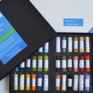 Large Starter Set of 36 Unison pastels, £138 plus p&p